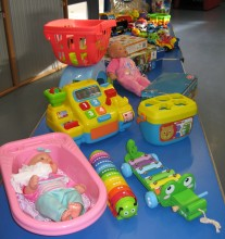 Tpy Library Toys